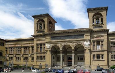 Biblioteca Nazionale Firenze